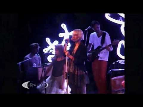 Sia - Little Black Sandals (Live at KCRW 2008)