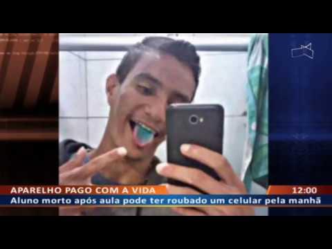 DF ALERTA - Estudante de 17 anos assassinado em parada de ônibus