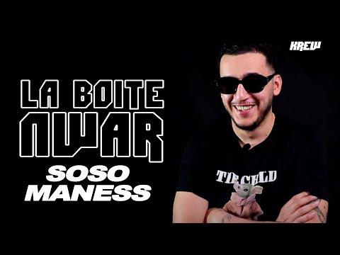 Youtube: Soso Maness – Boite Nwar:« Jul? Il m'a vu dans les ténèbres, il doit être content pour moi!»