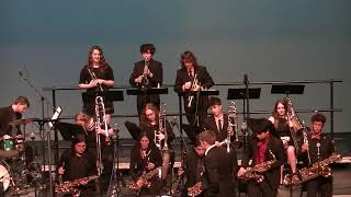 MCHS Jazz Ensemble @ NTJF 2020. Down South Camp Meeting/Always and Forever