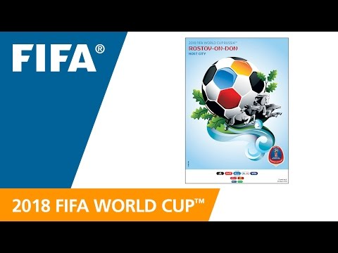 ROSTOV ON DON - 2018 FIFA World Cup™ Host City