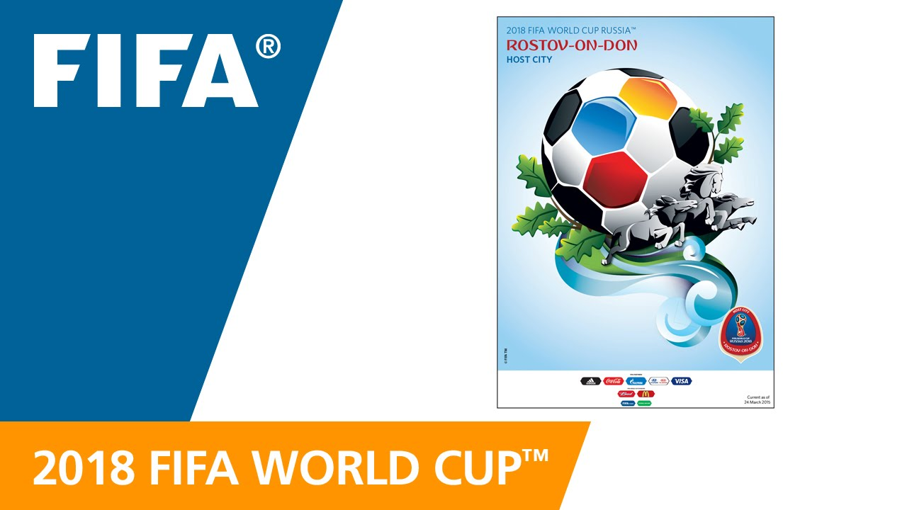 FIFA com - 2018 FIFA World Cup Russia™ - Rostov-On-Don