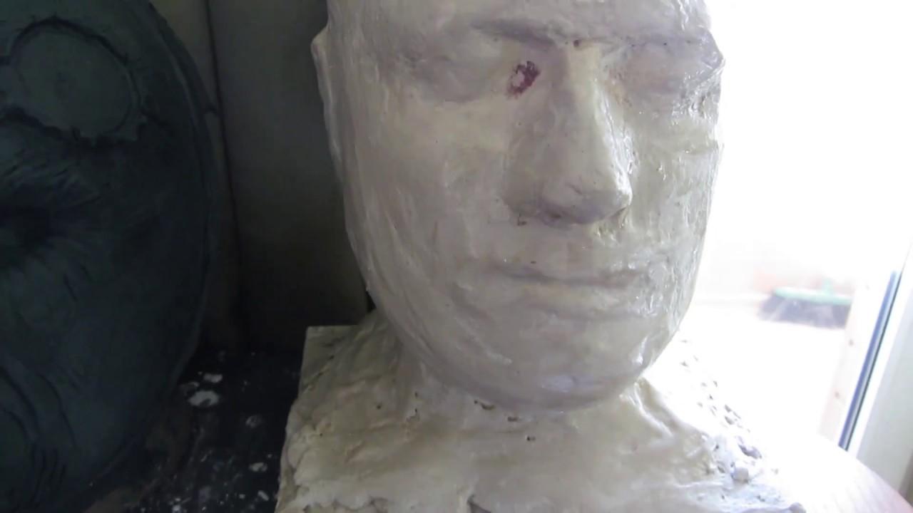 Голова статуи своими руками фото 277