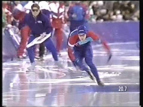 OL1994  500m  Dan Jansen