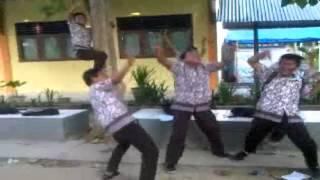 TKJ - X 3 Harlem Shake SMK 1 Gorontalo