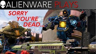 Apex Legends Gameplay with Ultra Graphics on Alienware Area-51m (RTX 2080)
