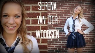 SERENA VAN DER WOODSEN HALLOWEEN MAKEUP, HAIR AND OUTFIT | BeautyPolice101 Thumbnail