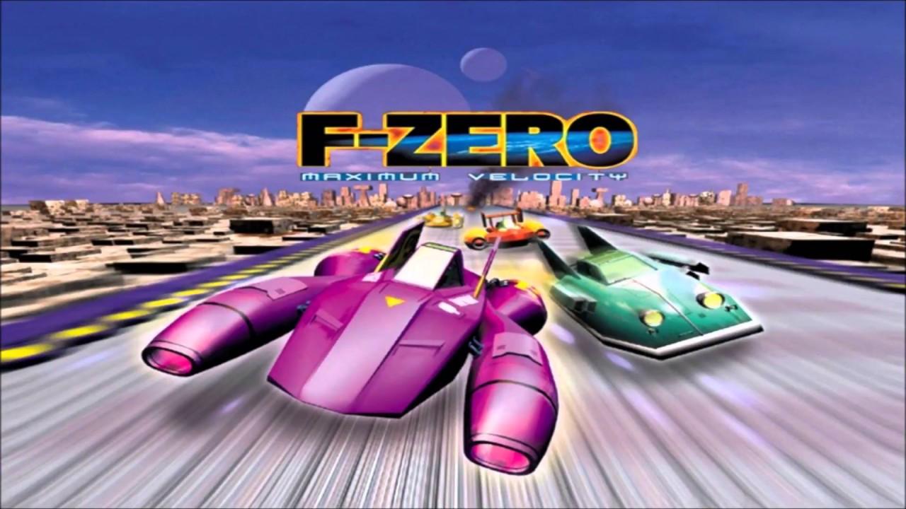 F-Zero Maximum Velocity - Bianca City Rock/Metal Cover