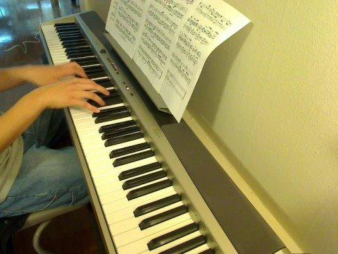 Dreaming of Fiji Truman Show (Piano Cover)
