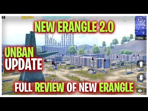 New Update Pubg Mobile Unban   How To Download Erangle 2.0   Full Review Gameplay