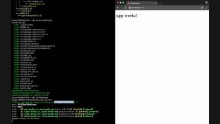 hacker news clone with angular 2 setup up development environment