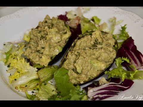 ✩avocats-simili-thon-à-la-mayonnaise-(vegan)✩