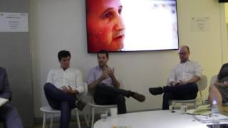 Social Media Week Panel Discussion: Is content marketing the future of recruitment?