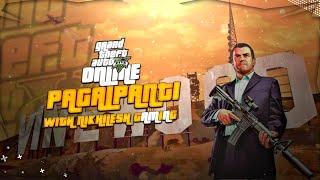 GTA 5 ONLINE RP LIVE - GTA V online Game-play | Chill Stream