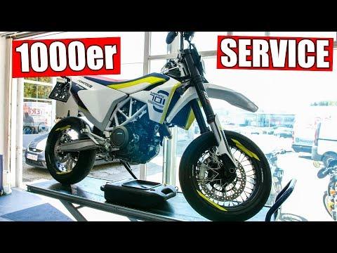 MOTORRAD 1000er SERVICE