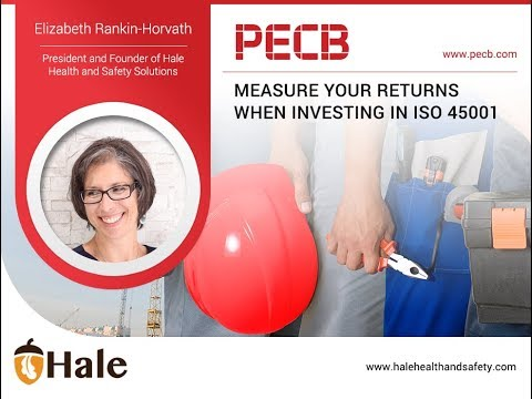 Measure your returns when investing in ISO 45001