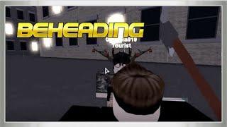 Roblox: NYC | Chief Judge Beheaded