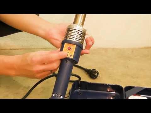 Ручной паяльник Dytron SP-4a для муфтовой сварки полипропиленовых труб