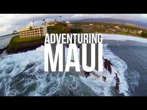 """Adventuring Maui"" (2015)  - The Ultimate Hawaiian Vacation!"