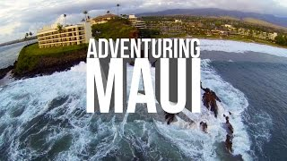 """Adventuring Maui"" (2015)  - The Ultimate Hawaiian Vacation!"