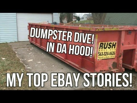 My Best eBay Sales Ever   Dumpster Diving   Thrift Store Wins  More!