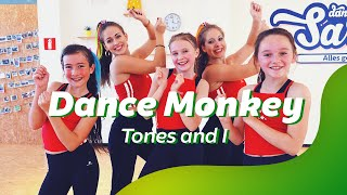Baixar DANCE MONKEY - TONES AND I | Dance Video | Choreography | Easy Kids Dance