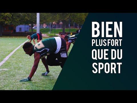 Bien Plus Fort Que Du Sport #1 - Les Monarques (Foot US)