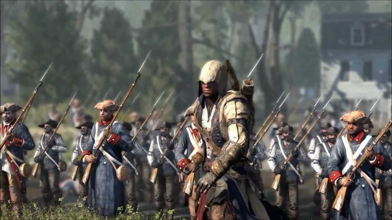 Assassin's Creed 3 - Radioactive - YouTube