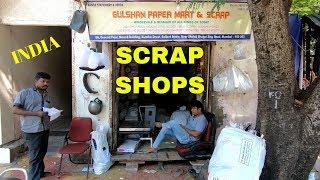 Mumbai Scrap Shop Tour Fort Area