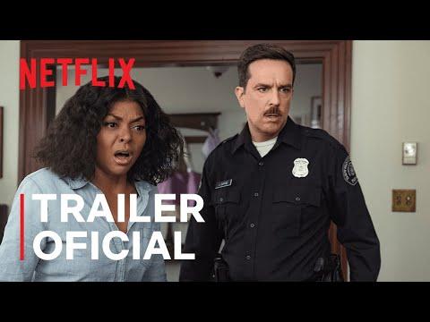Coffee & Kareem com Ed Helms e Taraji P Henson | Trailer Oficial | Netflix