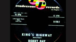 BOBBY DAY  - KING