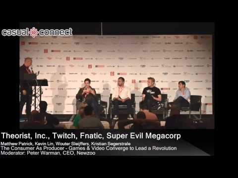 Consumer as Producer: Games & Video Converge | Panel
