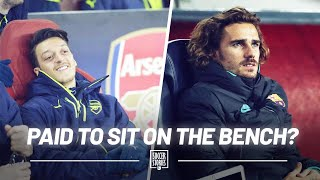 10 players paid a fortune to sit on the bench | Oh My Goal