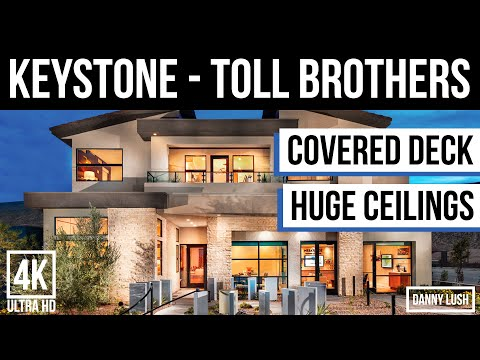 Keystone at Mesa Ridge in Summerlin - Toll Brothers Homes for Sale