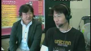 2009/9/27 福山競馬10レース アラブ特別レジェンド賞パドック1