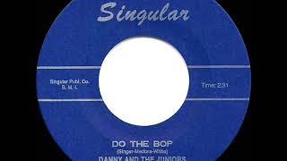 1st RECORDING OF: At The Hop (aka Do The Bop) - Johnny Madara & the Juvenaires (1957)