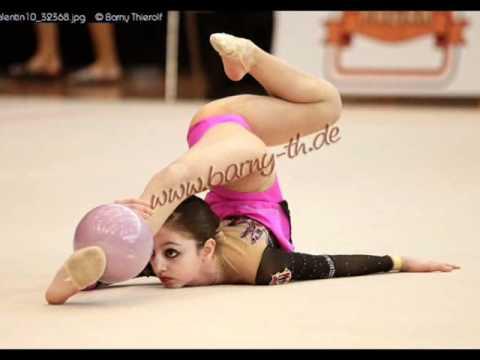 Rhythmic gymnastics ball music