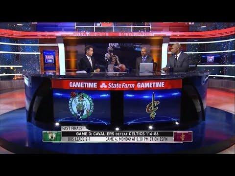 Cavaliers vs Celtics Game 3 Postgame Analysis | NBA Gametime