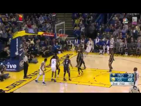 Warriors' Steph Curry loved Eric Paschall's big quarter vs. Blazers