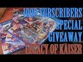1000 SUBSCRIBERS SPECIAL GIVEAWAY!!! (CLOSED)