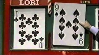 Card Sharks CBS Daytime 1986 #10