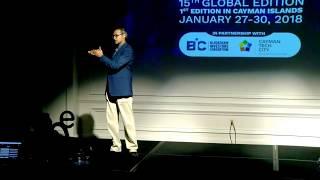 Amchart ICO - Dr. Aman Quadri, CEO of AMSYS