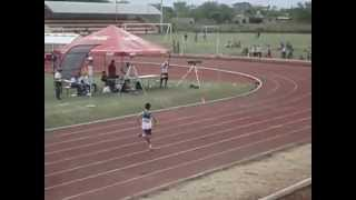 ISMAEL SALTO PEREZ (ALIAS BOLT) FINAL DE 300 INTERPRIMARIAS NAYARIT 2014.