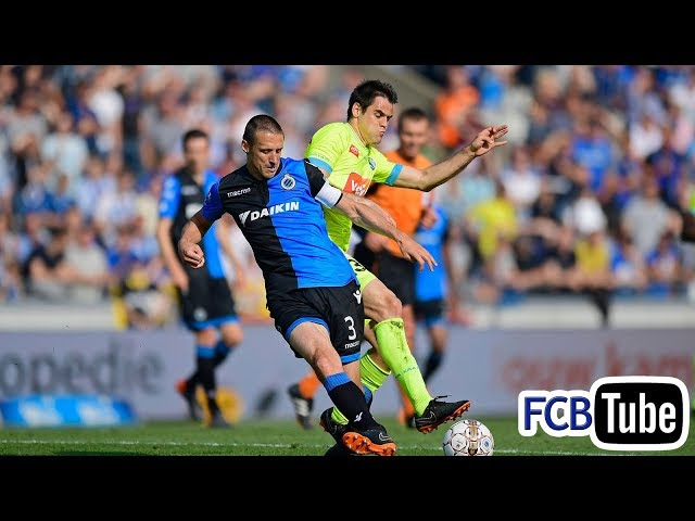 2017-2018 - Jupiler Pro League - PlayOff 1 - 10. Club Brugge - AA Gent 0-1
