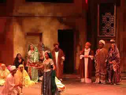 Performance -- Loyola Opera -- Lakme -- Act 2