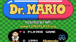 Game Boy Advance Longplay [170] Classic NES Series: Dr. Mario