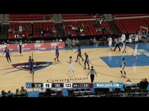 Highlights: Damian Jones (20 points)  vs. the Blue, 3/14/2017