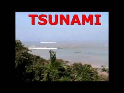 Цунами в Тайланде