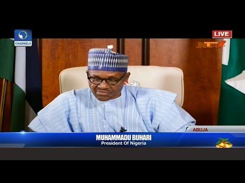 President Buhari's New Year Address