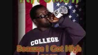 Afroman-Because I Got High 2007